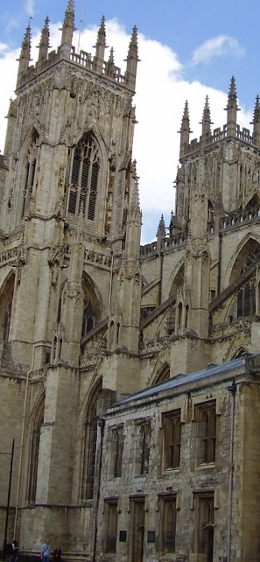 York Minster - South West Tower